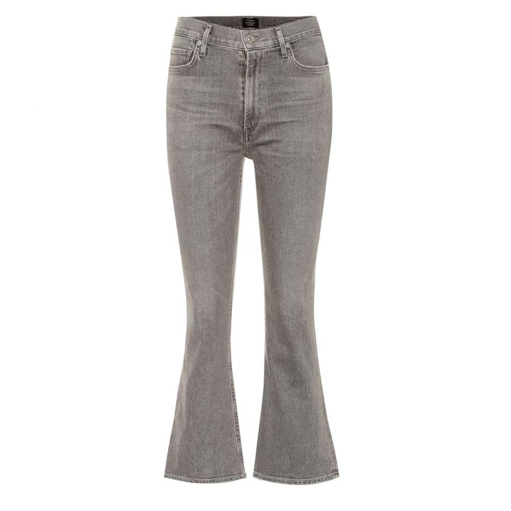 シチズン オブ ヒューマニティ Citizens of Humanity レディース ボトムス・パンツ ジーンズ・デニム【Demy high-rise cropped jeans】Cosmic