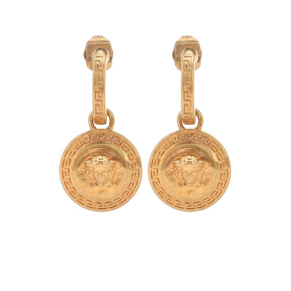 ヴェルサーチ Versace レディース ジュエリー・アクセサリー イヤリング・ピアス【Medusa earrings】