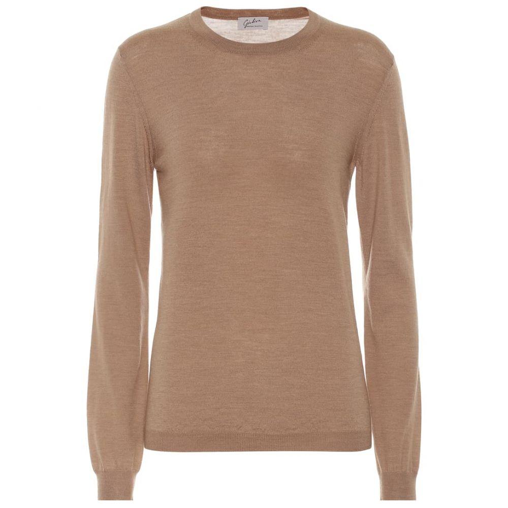 ジュリバ ヘリテージ コレクション Giuliva Heritage Collection レディース トップス ニット・セーター【Esthia wool sweater】
