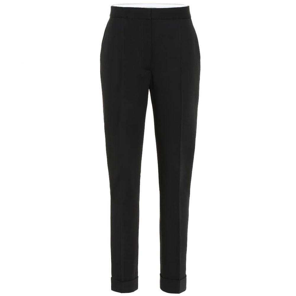 ステラ マッカートニー Stella McCartney レディース ボトムス・パンツ【Wool pants】Black