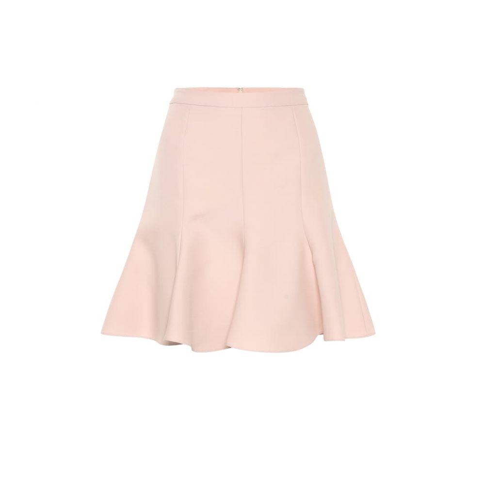 ステラ マッカートニー Stella McCartney レディース スカート ミニスカート【Wool-blend miniskirt】Rose