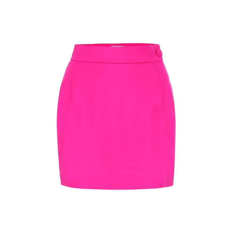 アティコ The Attico レディース スカート ミニスカート【Stretch-wool miniskirt】Fucsia