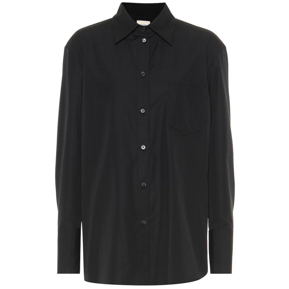 トッズ Tod's ブラウス・シャツ【Cotton-poplin レディース shirt】 トップス