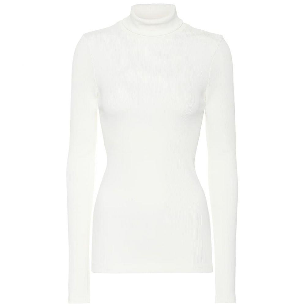 ゴールドサイン Goldsign レディース トップス ニット・セーター【The Rib turtleneck sweater】ivory