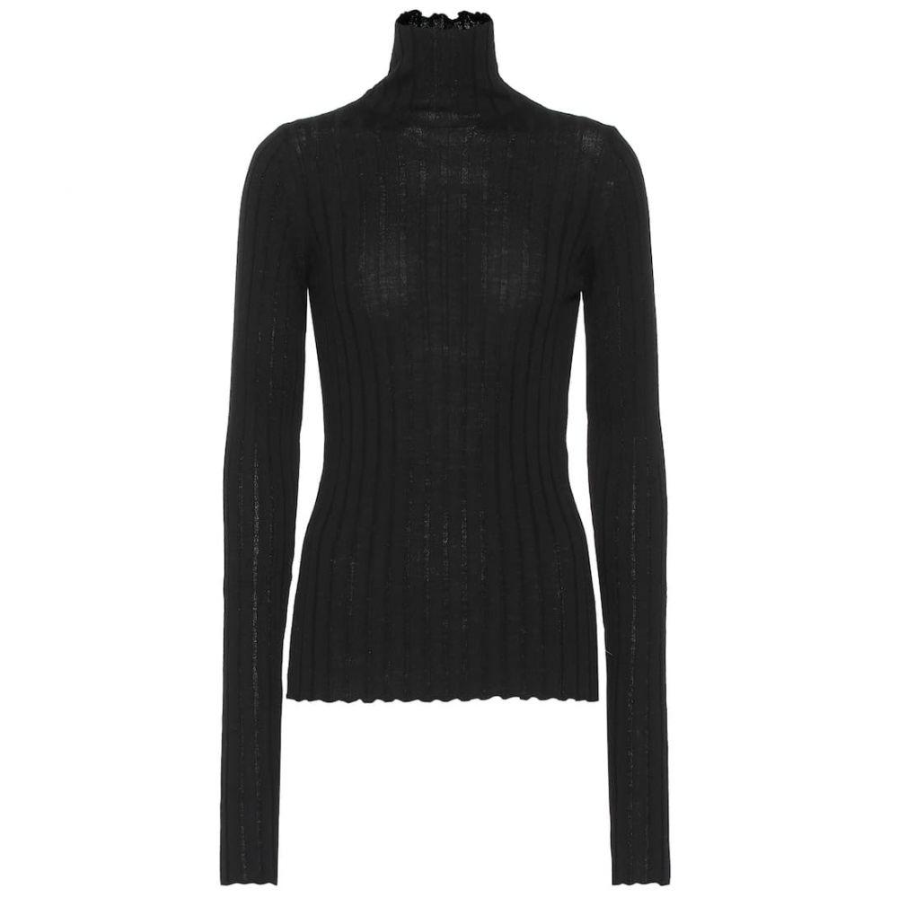 ペーター ペトロフ Petar Petrov レディース トップス ニット・セーター【Karen merino wool sweater】Black