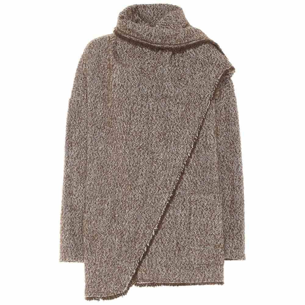 イザベル マラン Isabel Marant, Etoile レディース コート アウター【Babel tweed coat】Chestnut