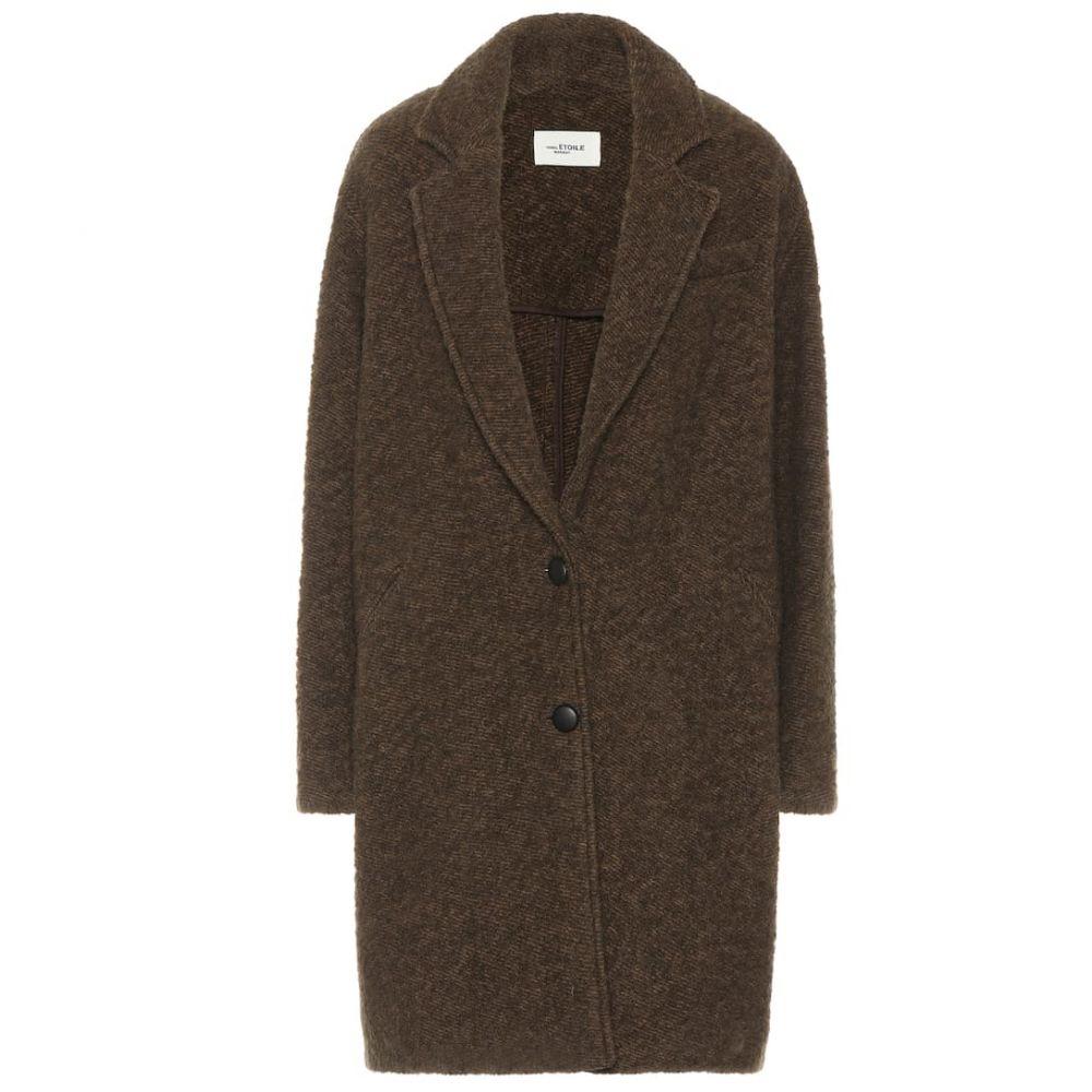 イザベル マラン Isabel Marant, Etoile レディース コート アウター【Dante boucle coat】Bronze