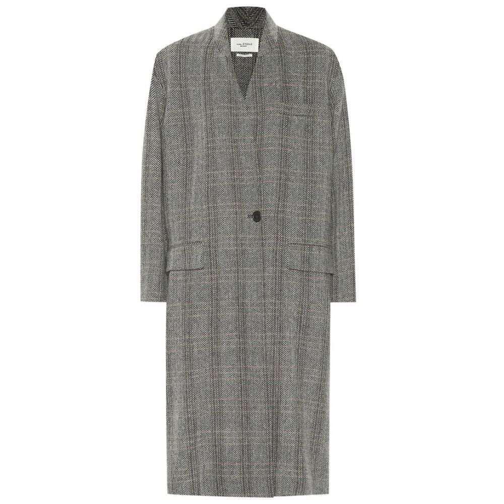 イザベル マラン Isabel Marant, Etoile レディース コート アウター【Henlo virgin wool coat】Beige