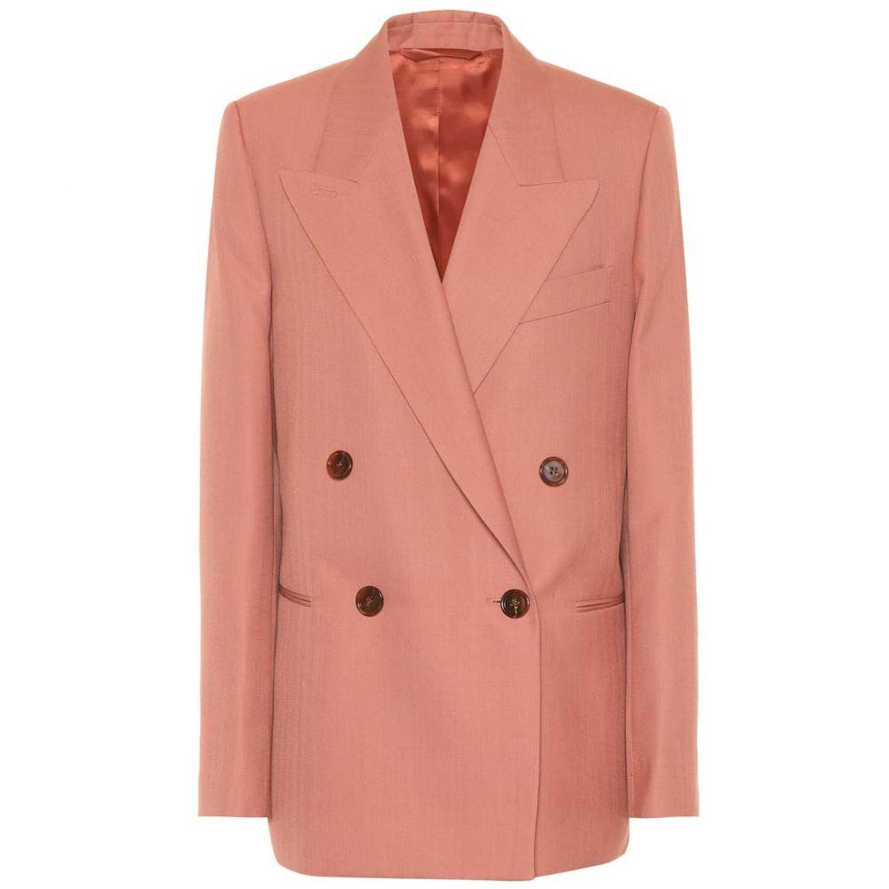 アクネ ストゥディオズ Acne Studios レディース スーツ・ジャケット アウター【Wool-blend blazer】Coral Red