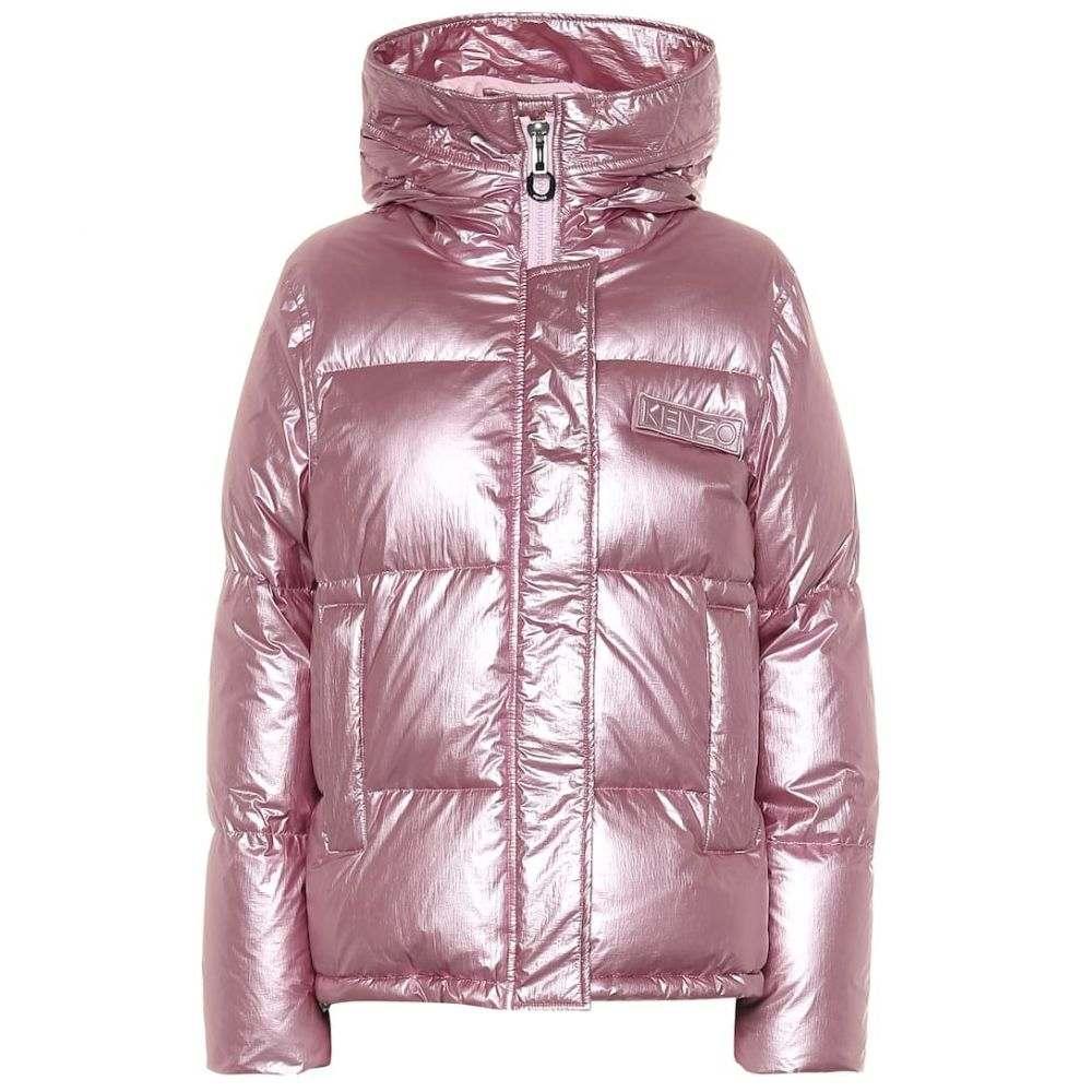 ケンゾー Kenzo レディース ダウン・中綿ジャケット アウター【Quilted puffer jacket】Flamingo