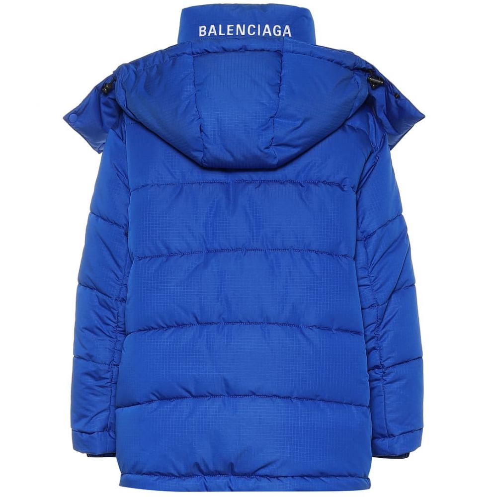 バレンシアガ Balenciaga レディース ダウン・中綿ジャケット アウター【New Swing puffer jacket】Royal Blue