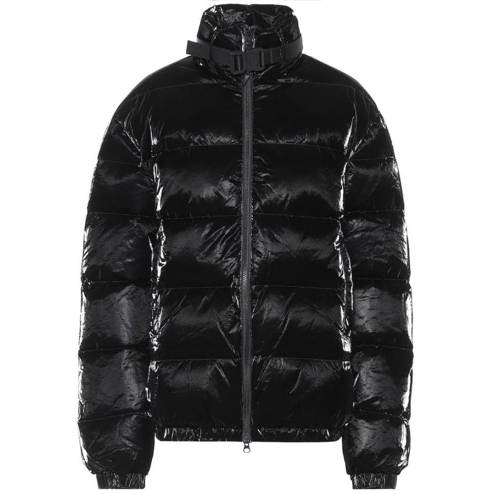 アリクス 1017 ALYX 9SM レディース ダウン・中綿ジャケット アウター【Down tyvek jacket】Black