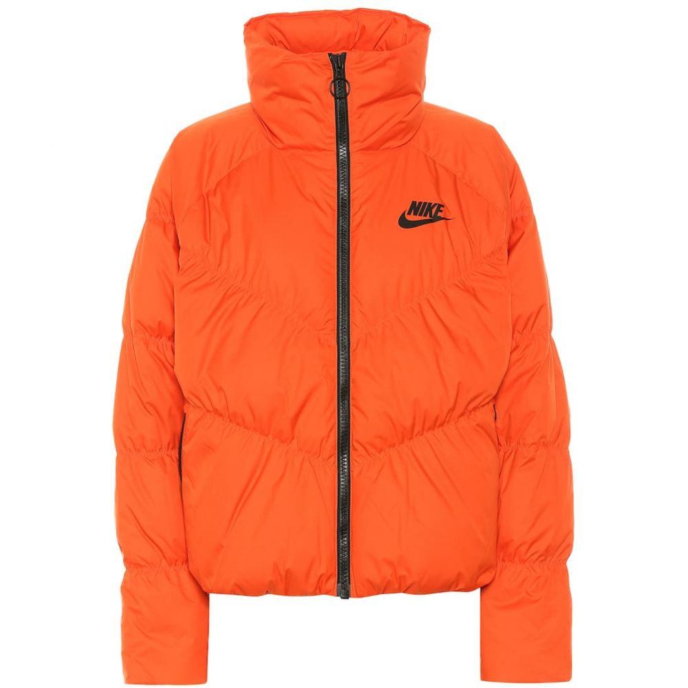 ナイキ Nike レディース ダウン・中綿ジャケット アウター【Down jacket】Team Orange/Black