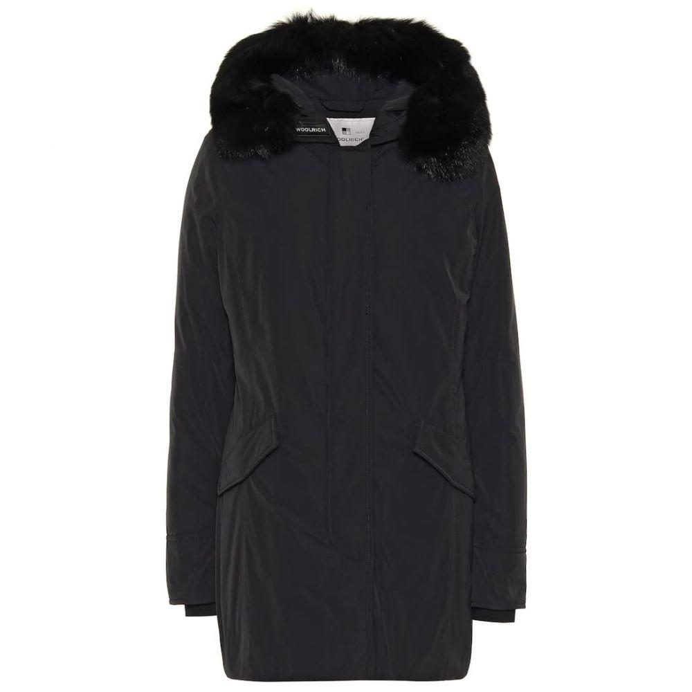 ウールリッチ Woolrich レディース ダウン・中綿ジャケット アウター【W's Luxury Arctic down coat】Black