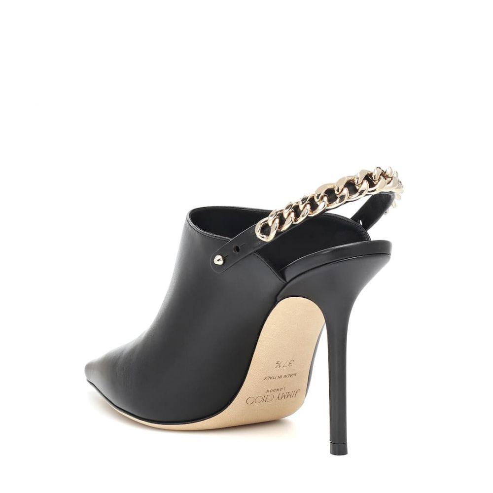 Noe Womens Leather Pumps Court Shoes Medium Mid Heel UK Size 9 EUR 42
