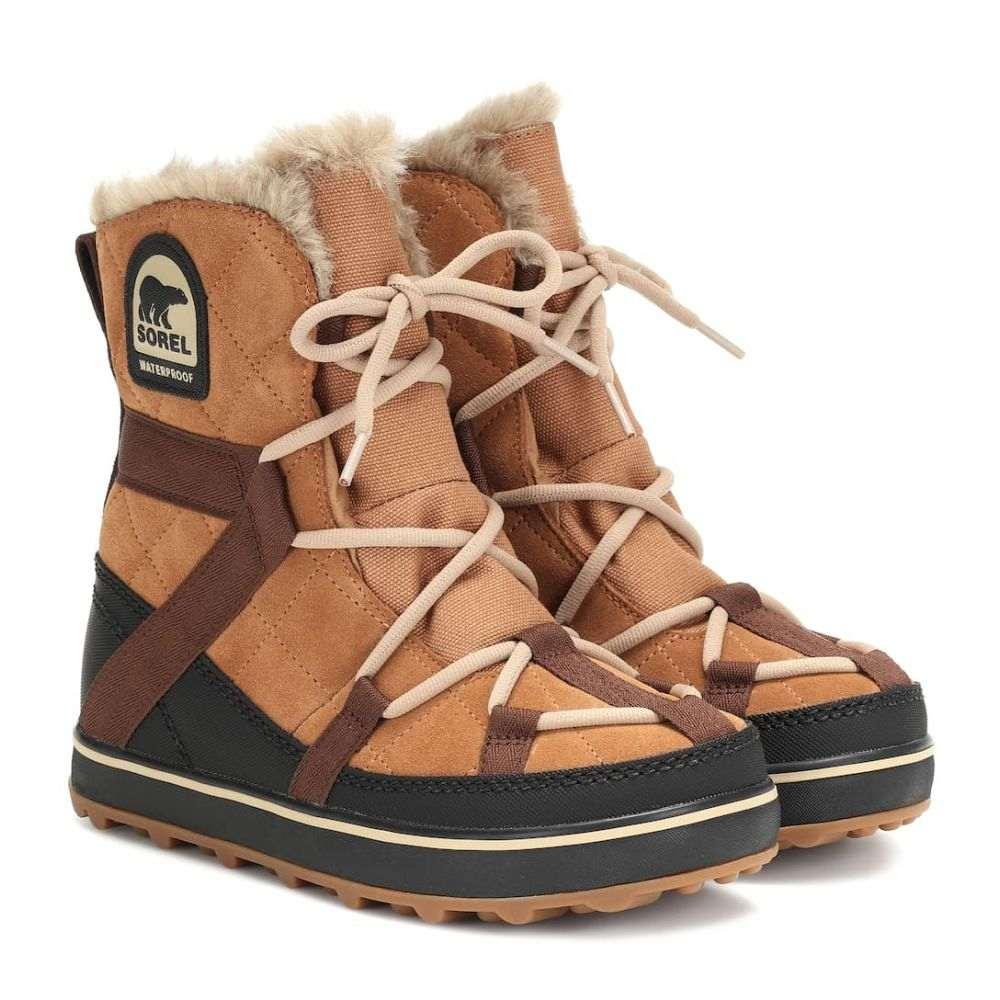 ソレル Sorel レディース ブーツ シューズ・靴【Explorer suede boots】Elk