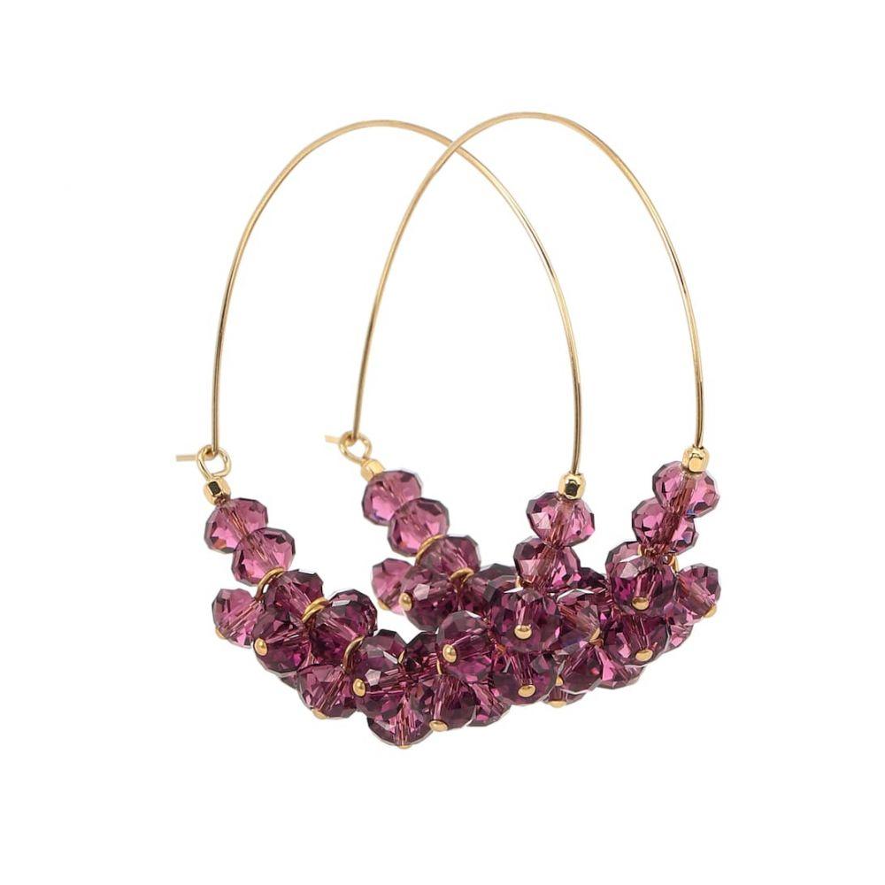 イザベル マラン Isabel Marant レディース イヤリング・ピアス ジュエリー・アクセサリー【Polly embellished earrings】