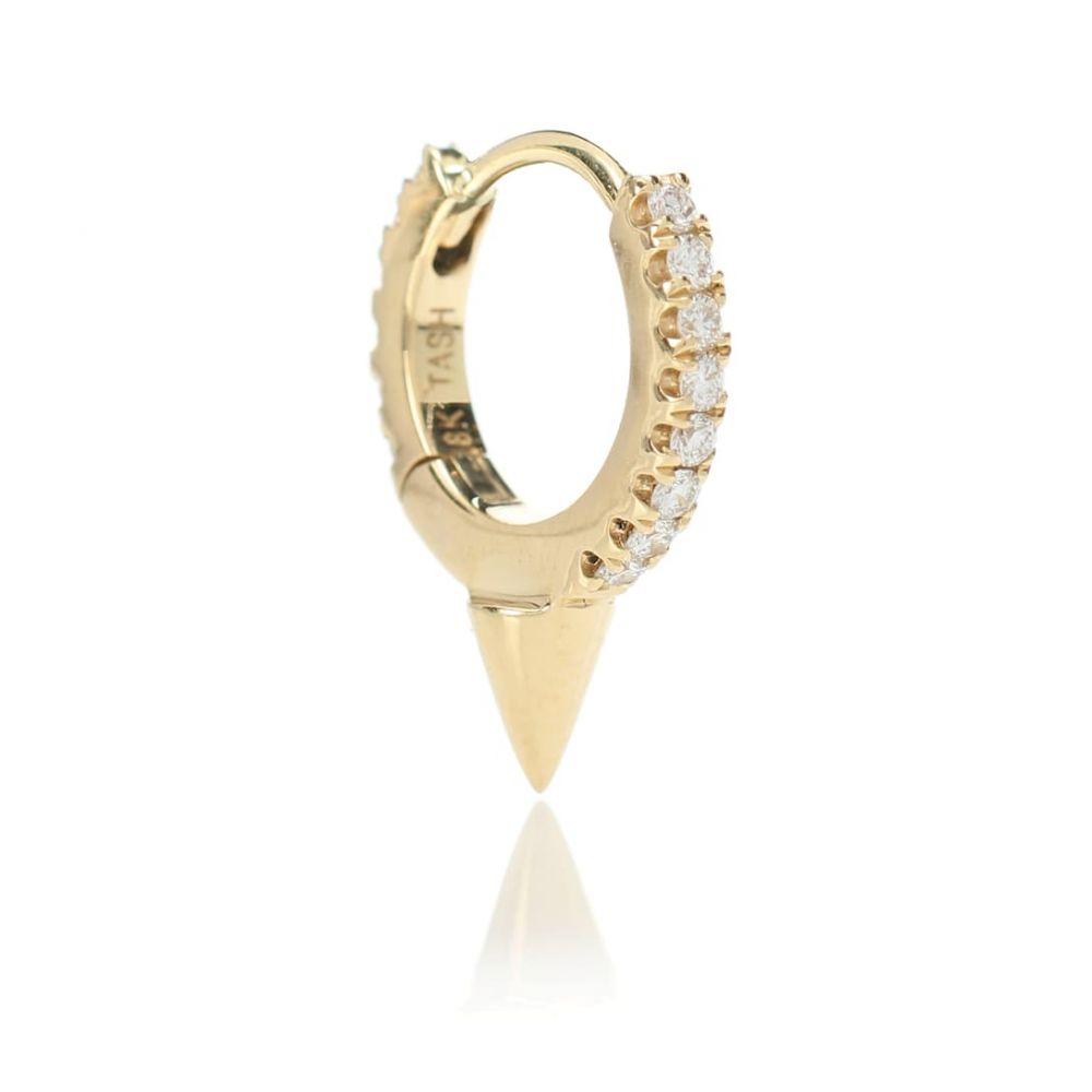 マリアタシュ Maria Tash レディース イヤリング・ピアス ジュエリー・アクセサリー【Single Spike Clicker 14kt gold and diamond earring】