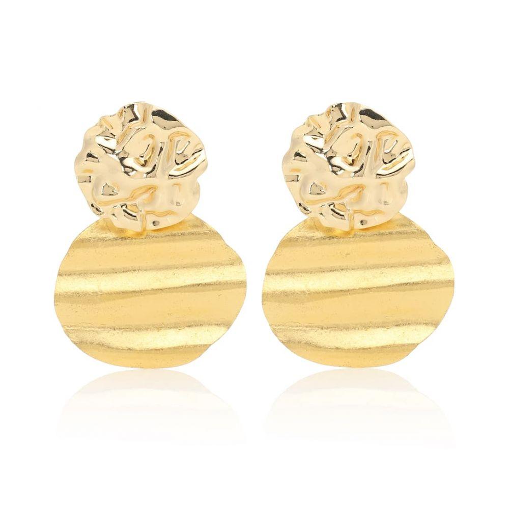ピート ダラート Peet Dullaert レディース イヤリング・ピアス ジュエリー・アクセサリー【Lakos 14kt and 24kt gold-plated earrings】