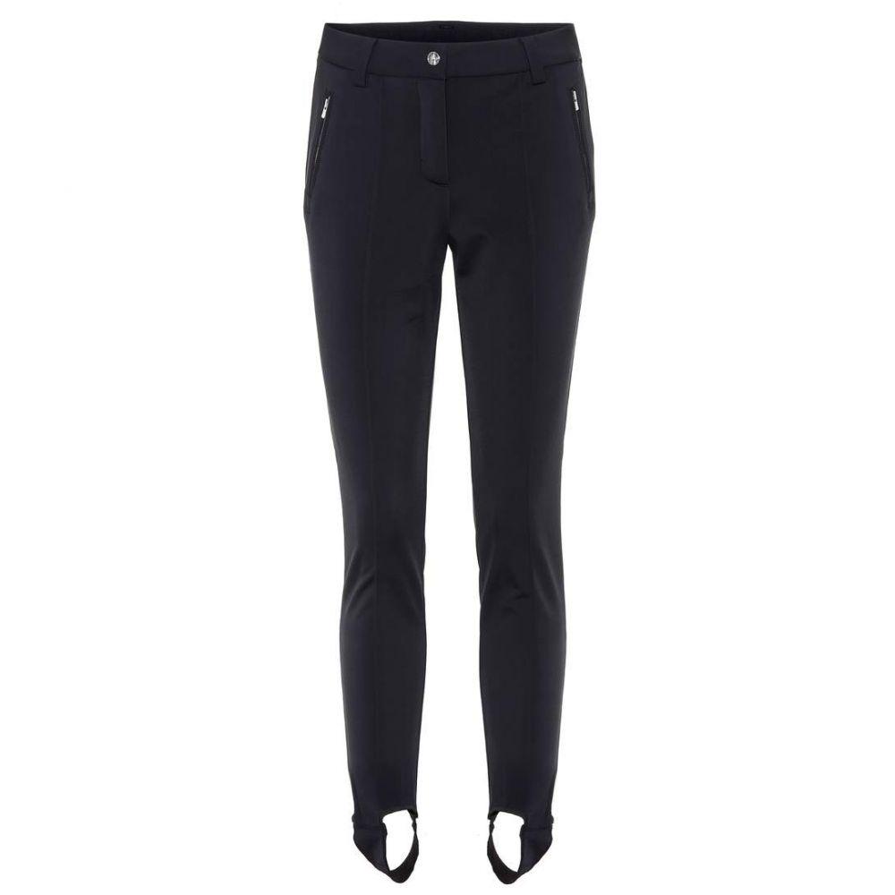 フザルプ Fusalp レディース スキー・スノーボード ボトムス・パンツ【Belalp stirrup ski pants】Noir