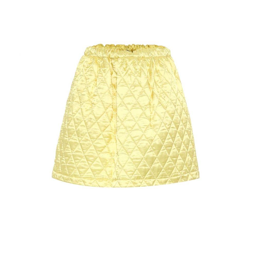 プラン C Plan C レディース ミニスカート スカート【Quilted miniskirt】