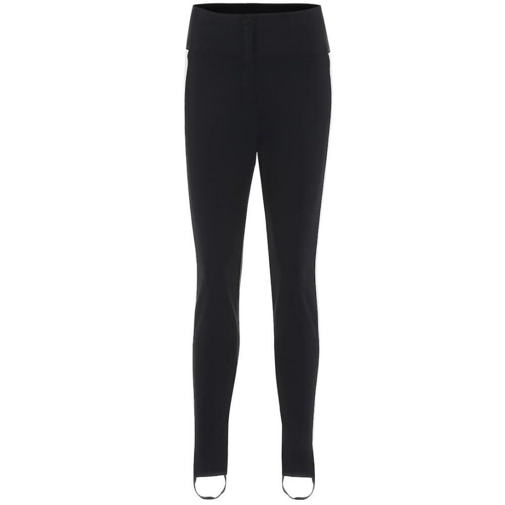 フザルプ Fusalp レディース スキー・スノーボード ボトムス・パンツ【Millesime stretch-jersey ski pants】Noir