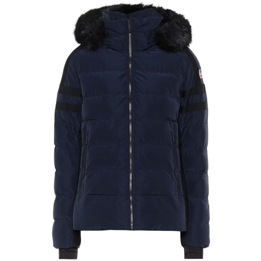 フザルプ Fusalp レディース スキー・スノーボード ジャケット アウター【Castellane ski jacket】Dark Blue