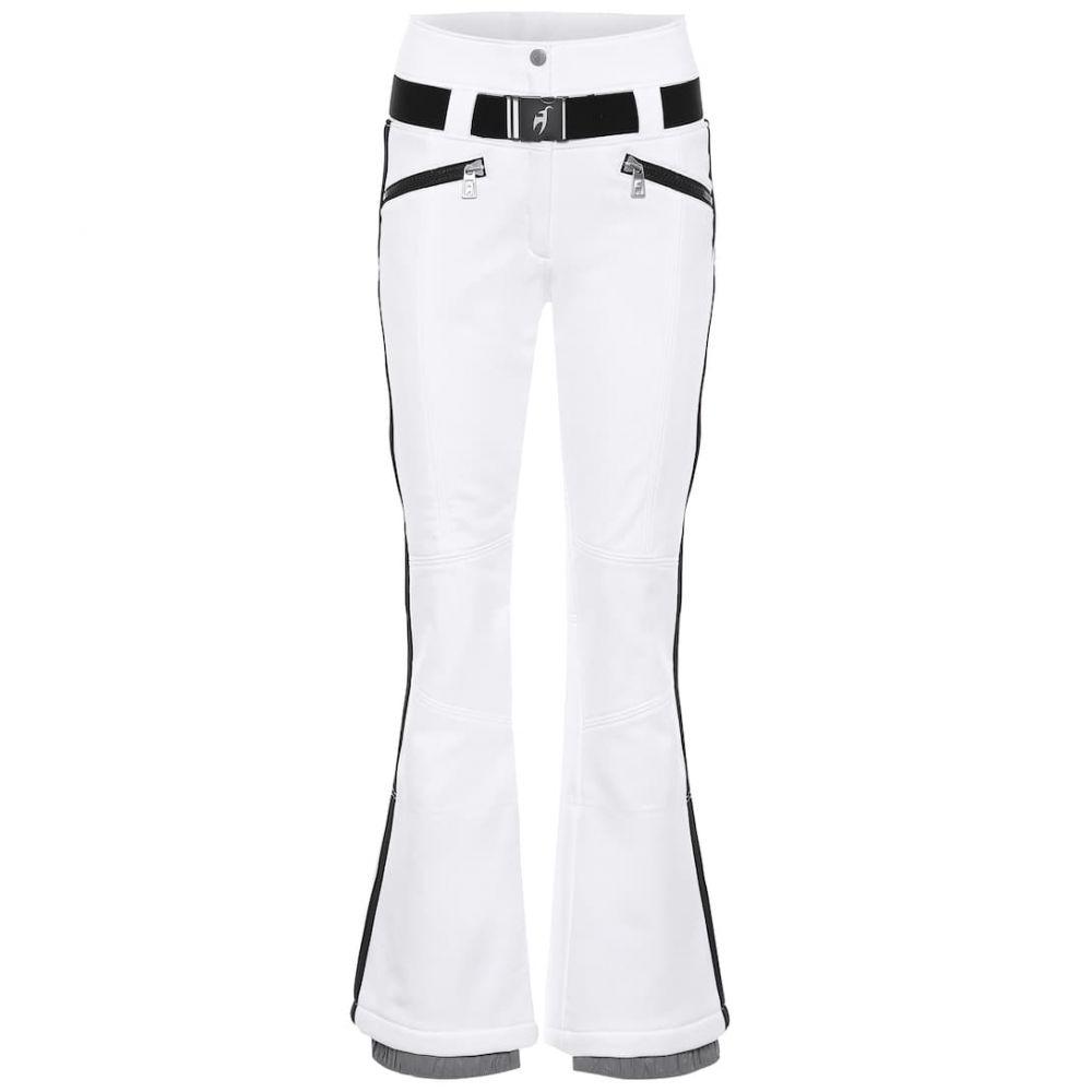 トニー ザイラー Toni Sailer レディース スキー・スノーボード ボトムス・パンツ【Anais ski pants】Bright White