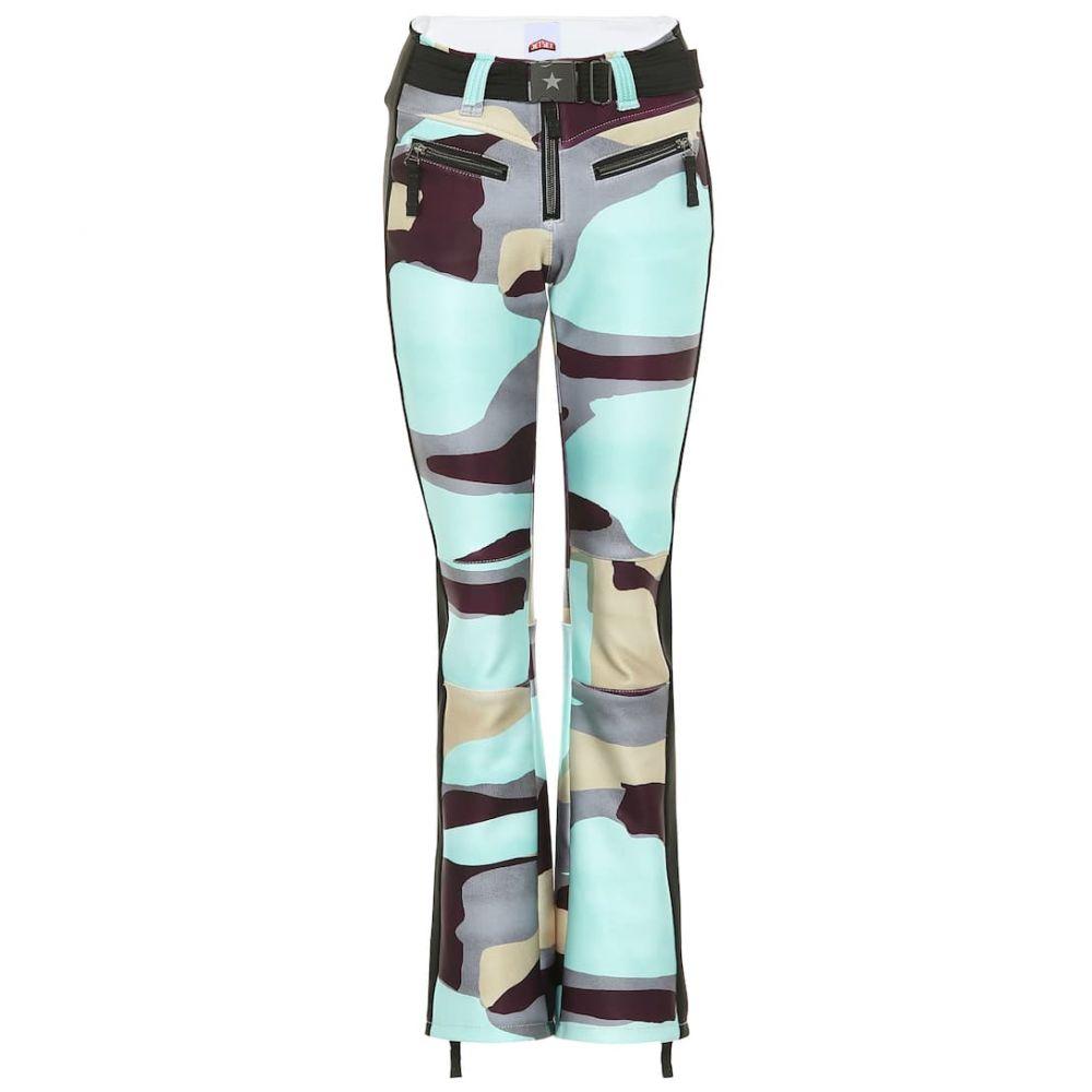 ジェットセット Jet Set レディース スキー・スノーボード ボトムス・パンツ【Tiby camo-print shell ski pants】Camouflage