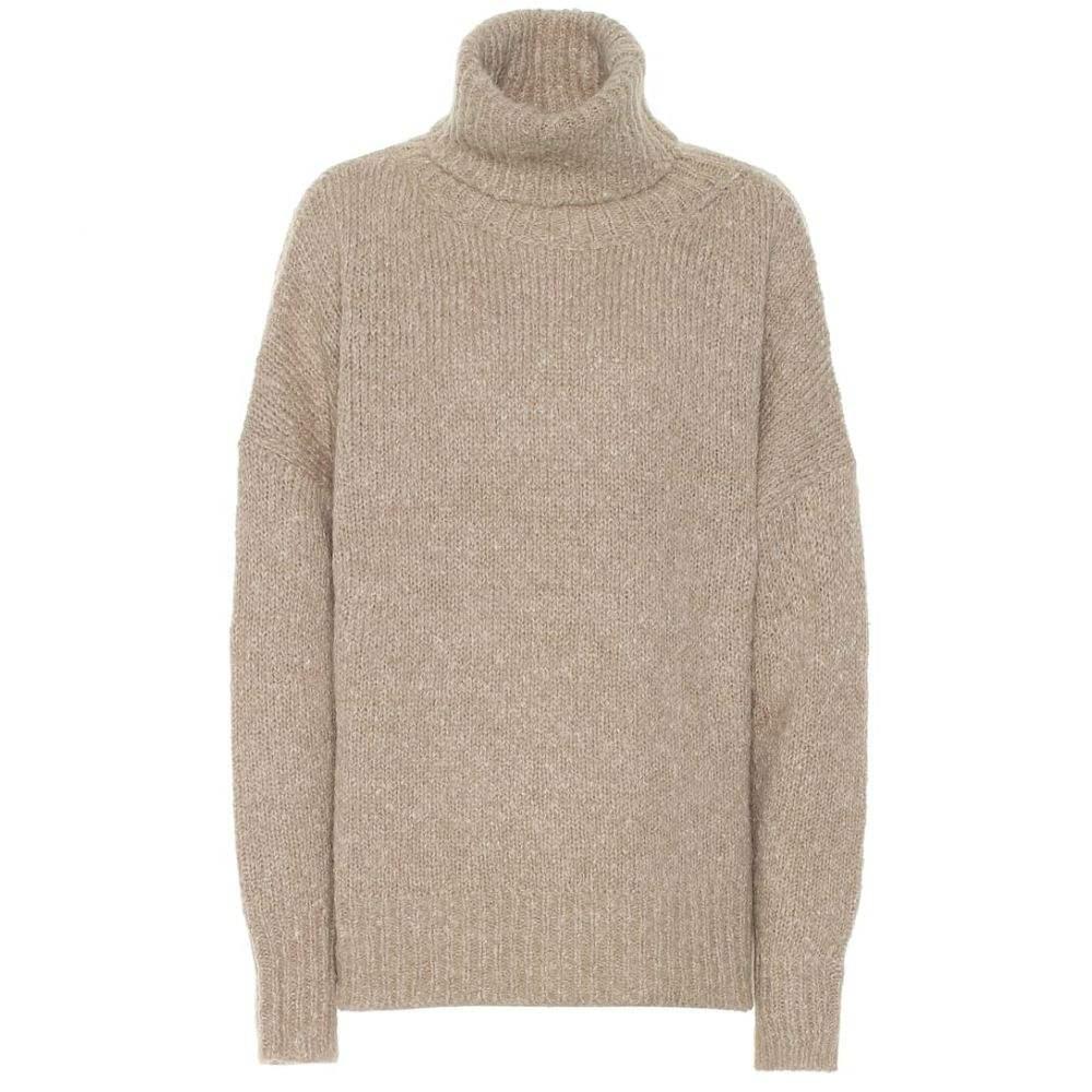 イザベル マラン Isabel Marant, Etoile レディース ニット・セーター トップス【Shadow alpaca-blend sweater】Beige