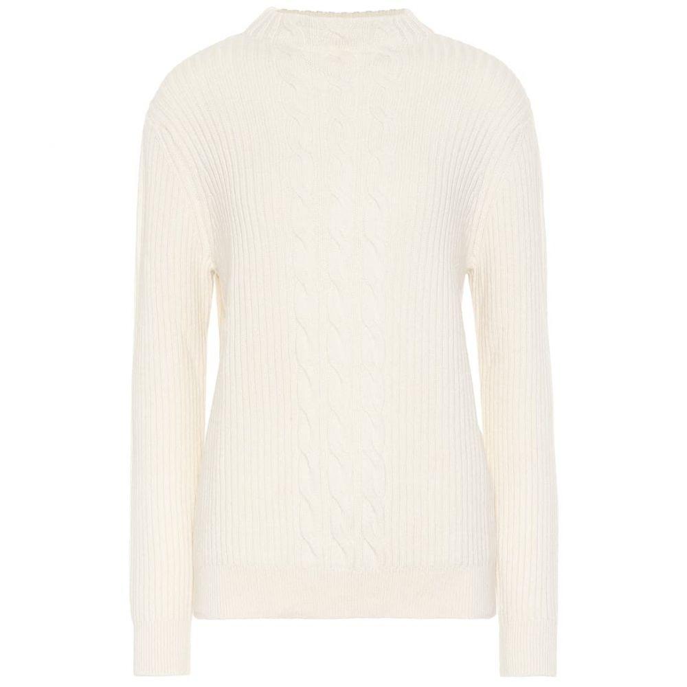 アーペーセー A.P.C. レディース ニット・セーター トップス【Nico wool and cashmere sweater】ecru