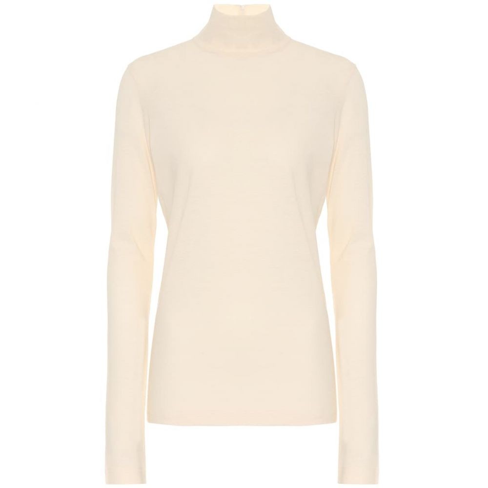 ジル サンダー Jil Sander レディース ニット・セーター トップス【Cotton turtleneck sweater】Light/Pastel Pink
