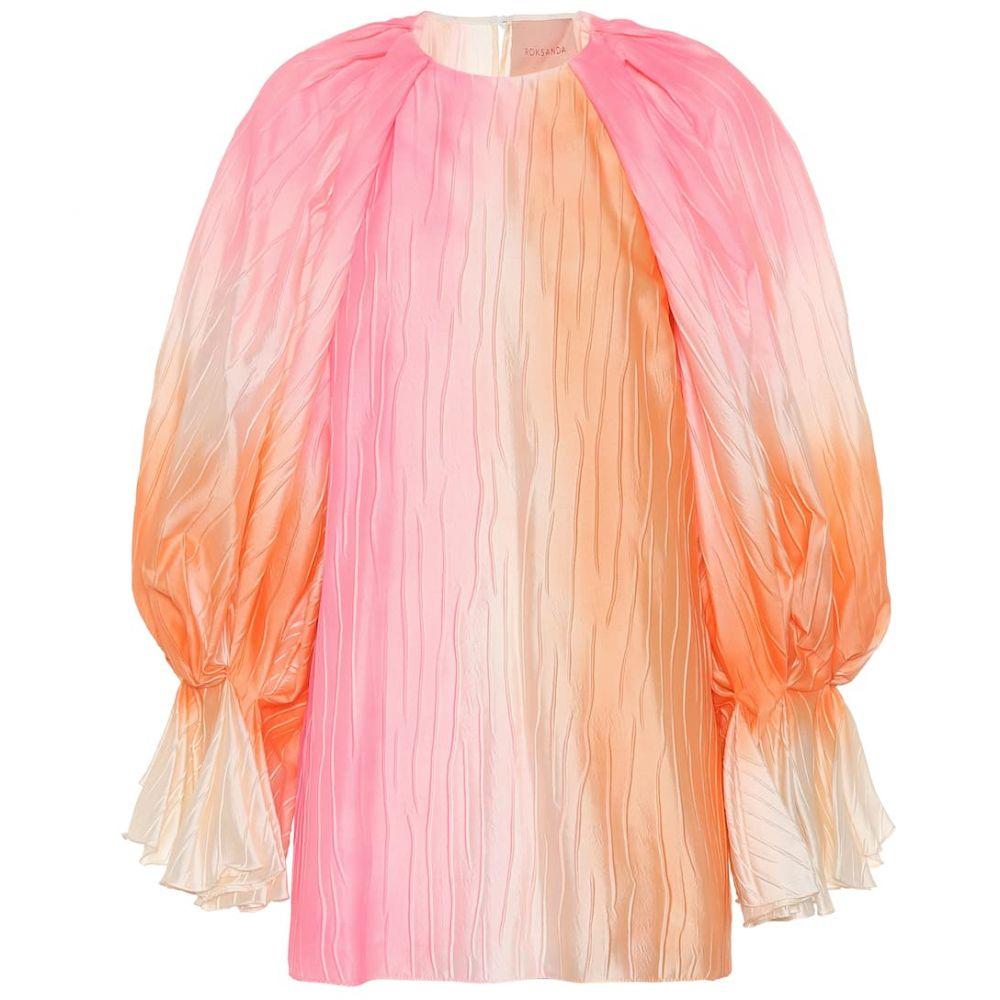 ロクサンダ Roksanda レディース ブラウス・シャツ トップス【Nyra jacquard blouse】Porcelain