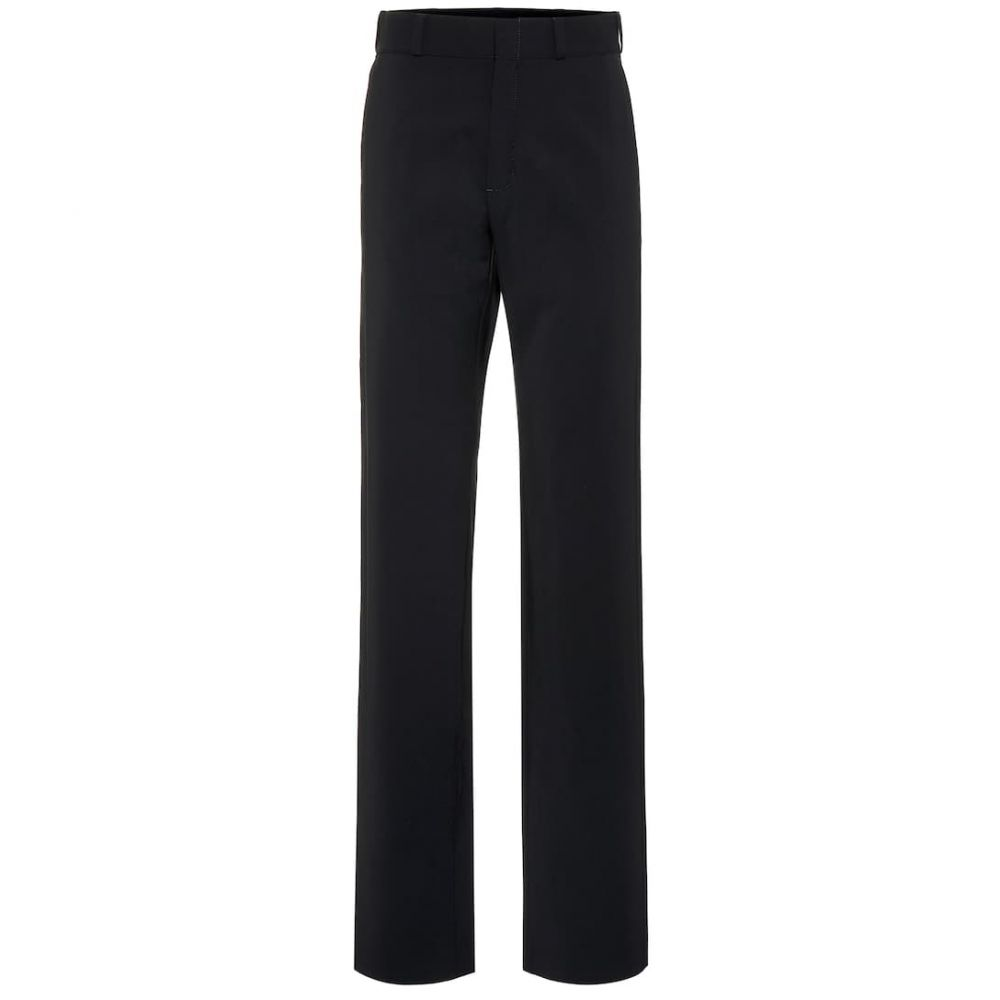 ヴェトモン Vetements レディース ボトムス・パンツ 【High-rise straight pants】Black