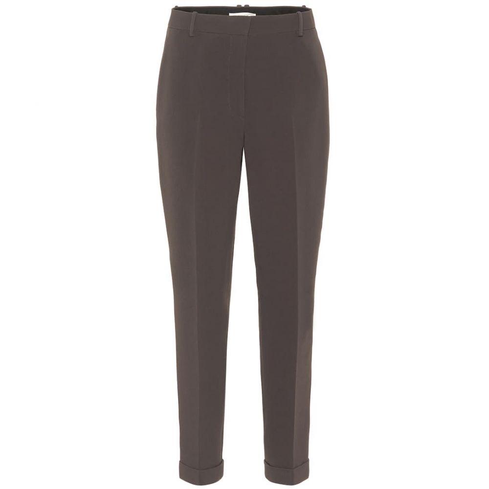 ザ ロウ The Row レディース ボトムス・パンツ 【Rondi mid-rise straight pants】Ash Grey