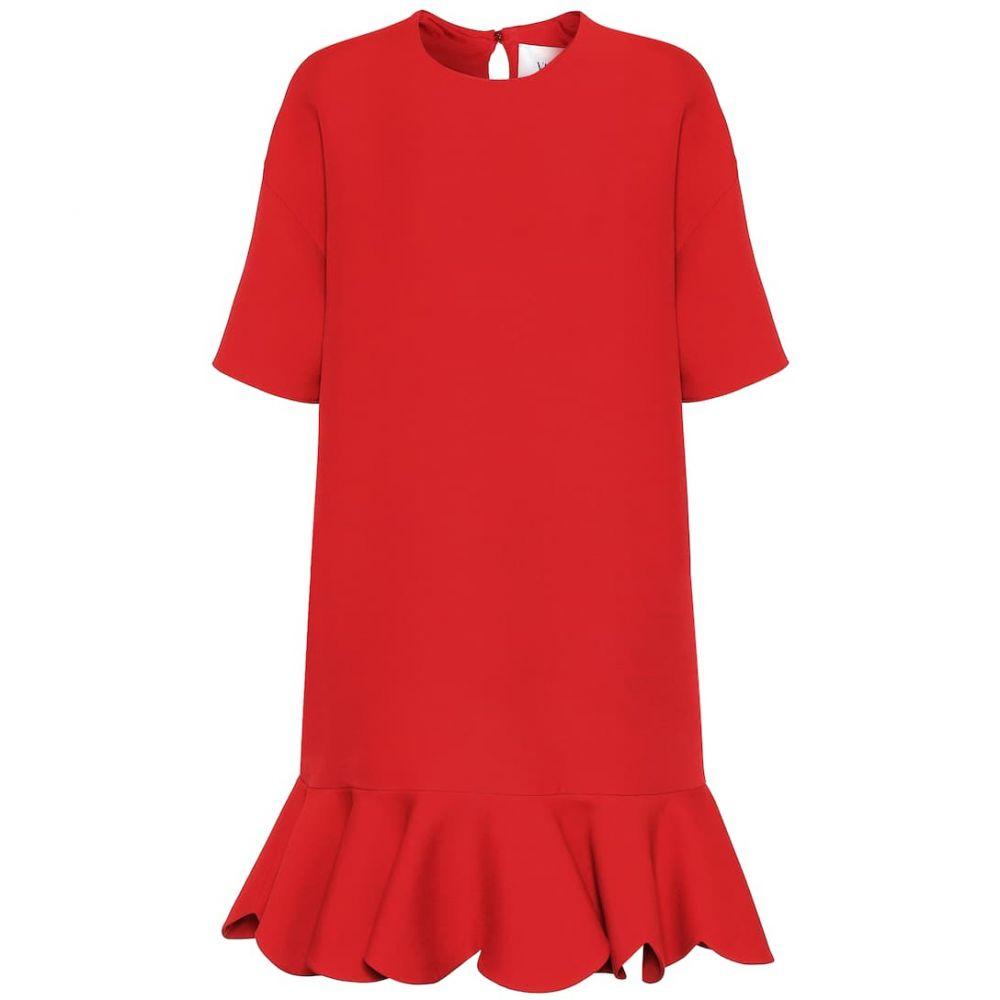 ヴァレンティノ Valentino レディース パーティードレス ワンピース・ドレス【Wool and silk dress】