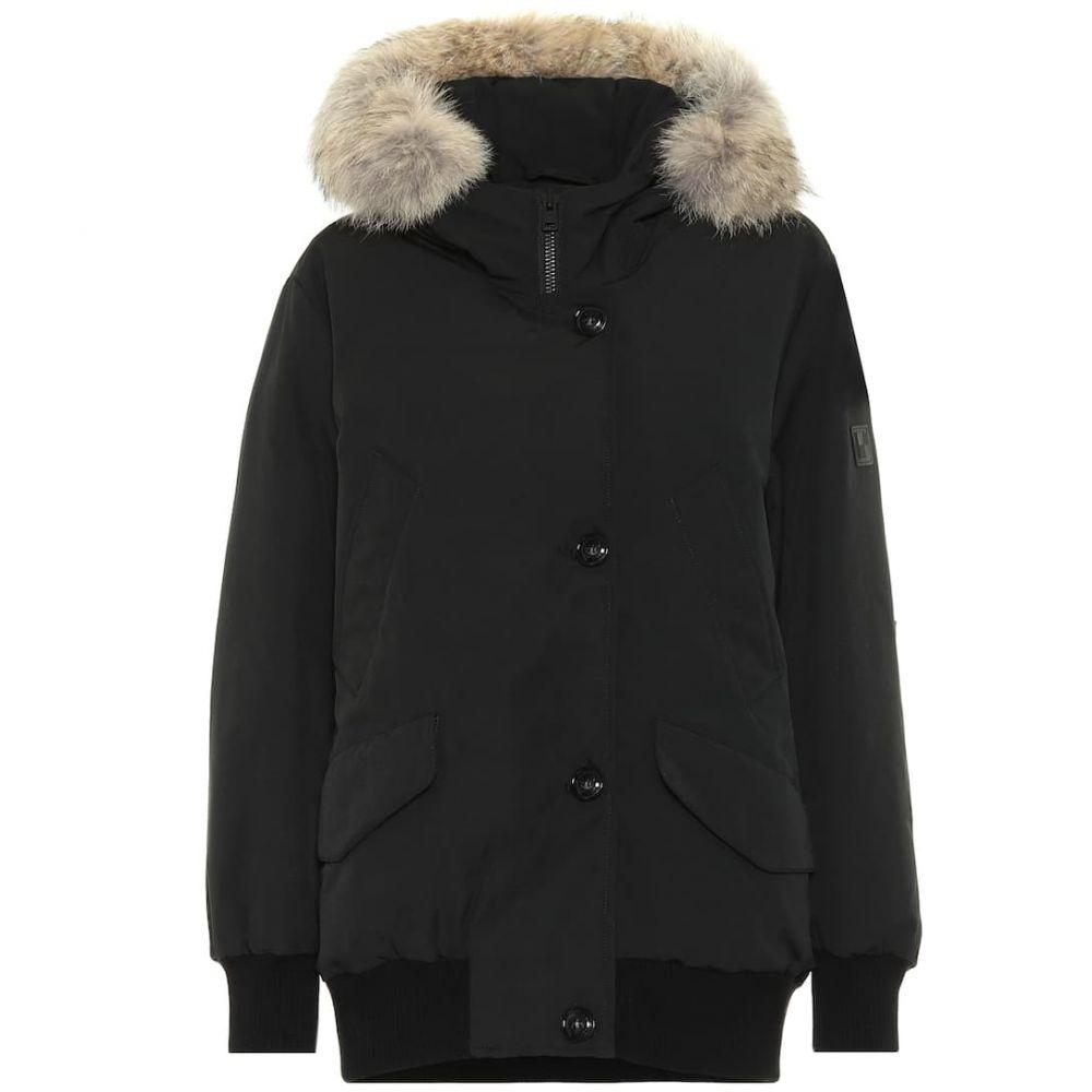 ウールリッチ Woolrich レディース ブルゾン ミリタリージャケット アウター【polar bomber down jacket】Black