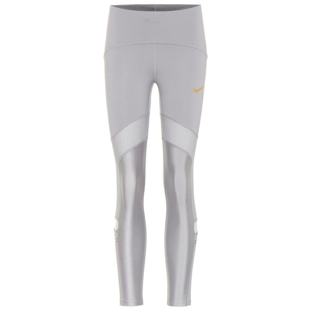 ナイキ Nike レディース スパッツ・レギンス インナー・下着【speed leggings】Atmosphere Grey/Metallic Gold