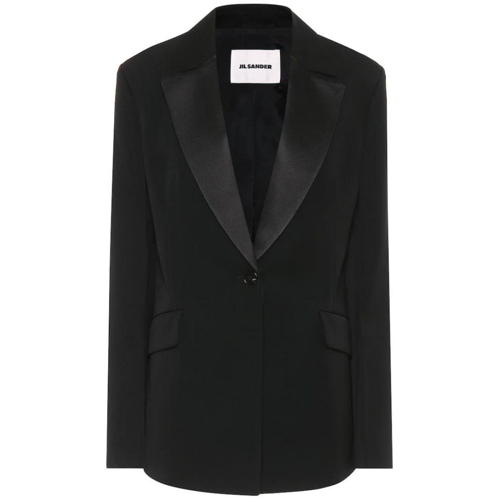 ジル サンダー Jil Sander レディース スーツ・ジャケット アウター【virgin wool blazer】Black