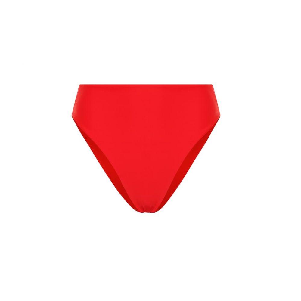 ジェイド Jade Swim レディース ボトムのみ 水着・ビーチウェア【incline high-rise bikini bottoms】Fire