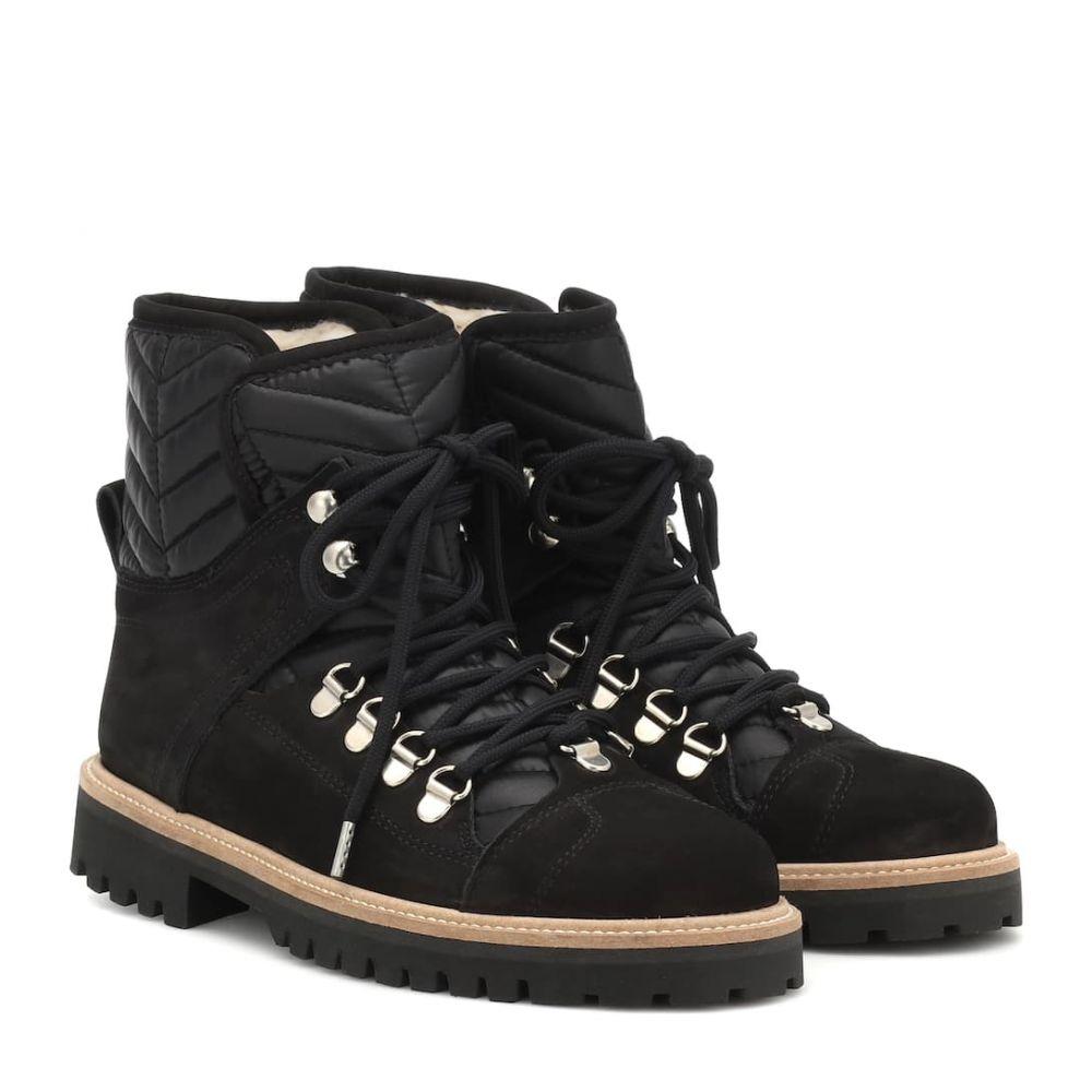 ガニー Ganni レディース ブーツ ショートブーツ シューズ・靴【edna suede ankle boots】Black