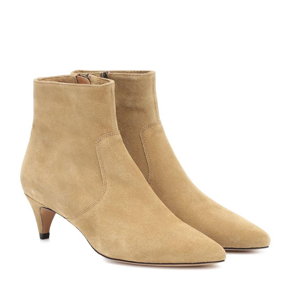 イザベル マラン Isabel Marant レディース ブーツ ショートブーツ シューズ・靴【derst suede ankle boots】Beige