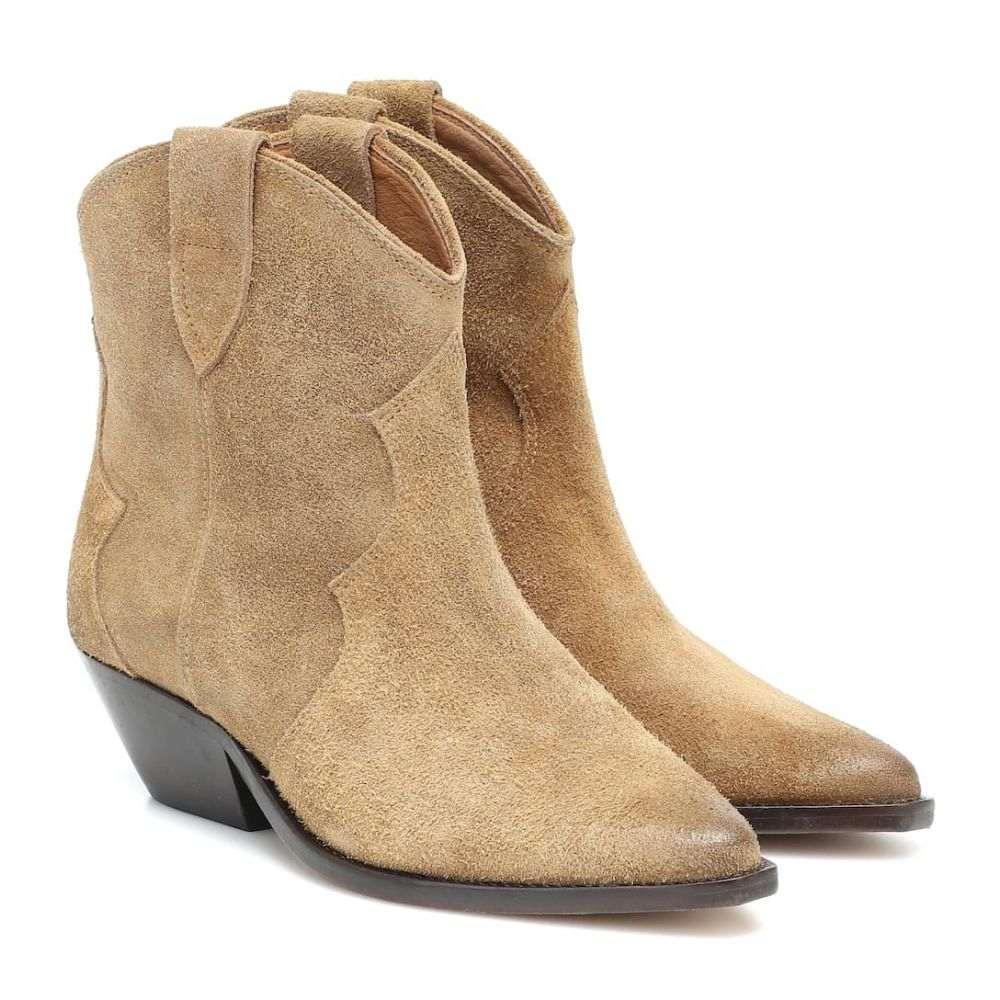 イザベル マラン Isabel Marant レディース ブーツ ショートブーツ シューズ・靴【dewina suede ankle boots】Beige