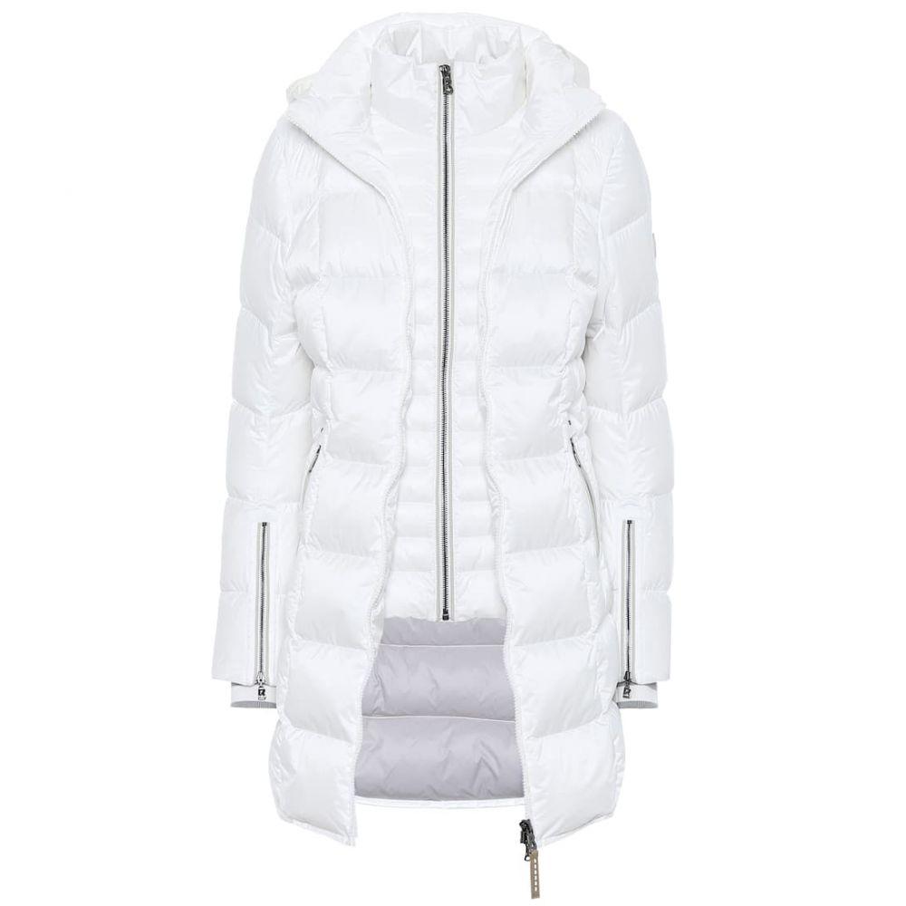 ボグナー Bogner レディース スキー・スノーボード ダウン・中綿 ジャケット アウター【hana down ski jacket】White