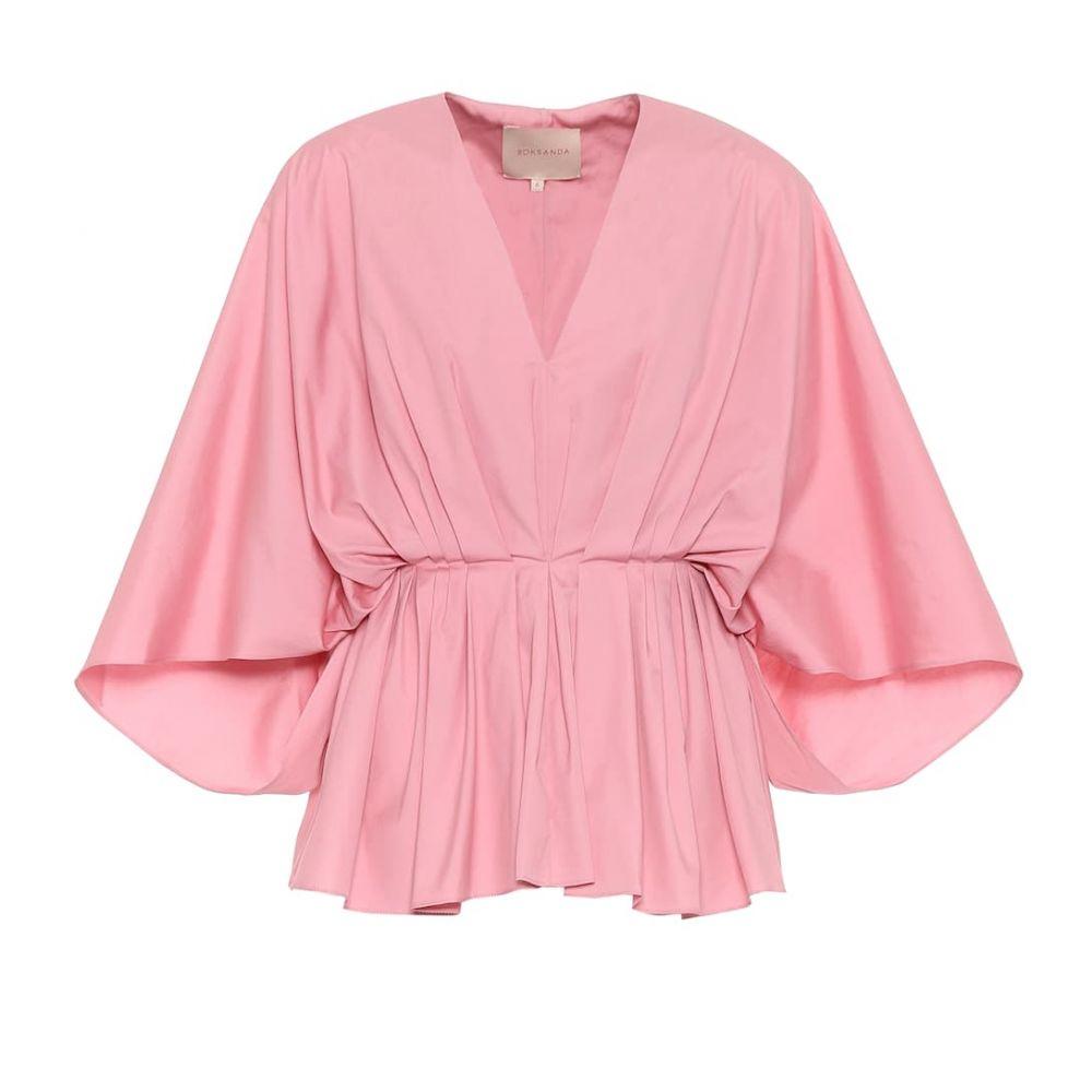 ロクサンダ Roksanda レディース トップス 【aniya cotton top】Pink