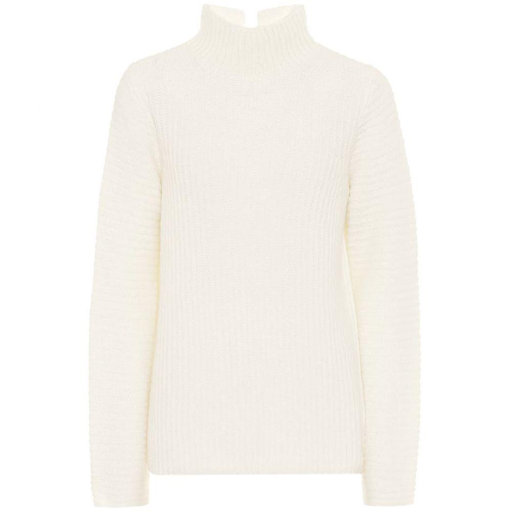 ヘルムート ラング Helmut Lang レディース ニット・セーター トップス【wool and alpaca blend sweater】Ivory
