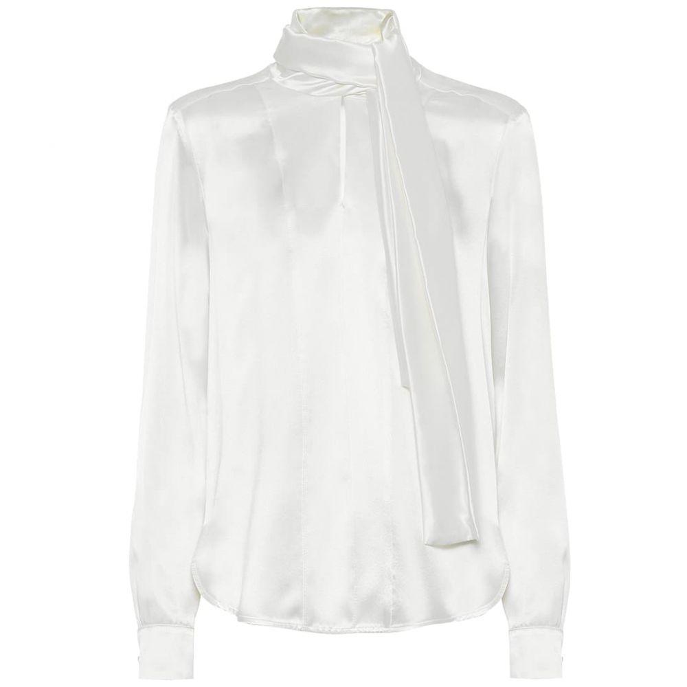 マックスマーラ Max Mara レディース ブラウス・シャツ トップス【salita silk-satin blouse】