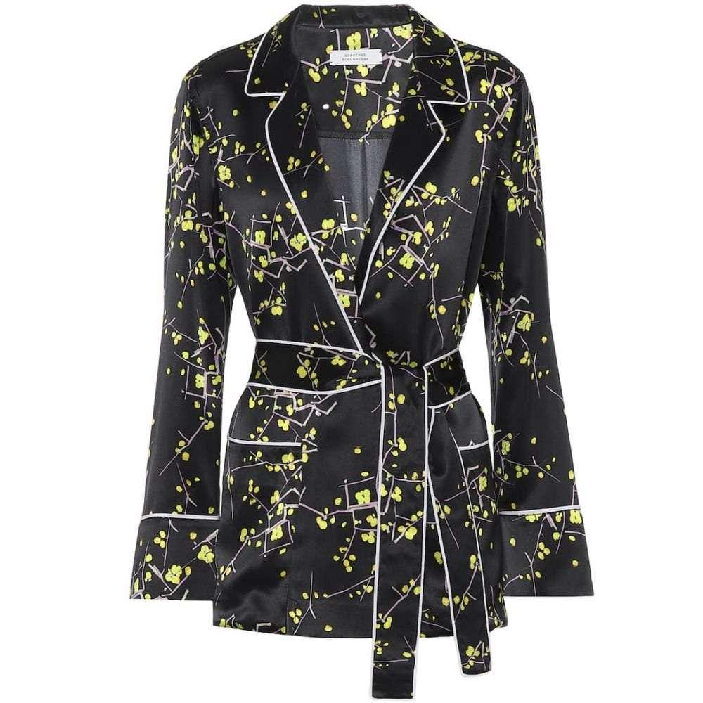 ドロシー シューマッハ Dorothee Schumacher レディース ブラウス・シャツ トップス【cherry blossom silk-satin blouse】Dark Cherry BLS