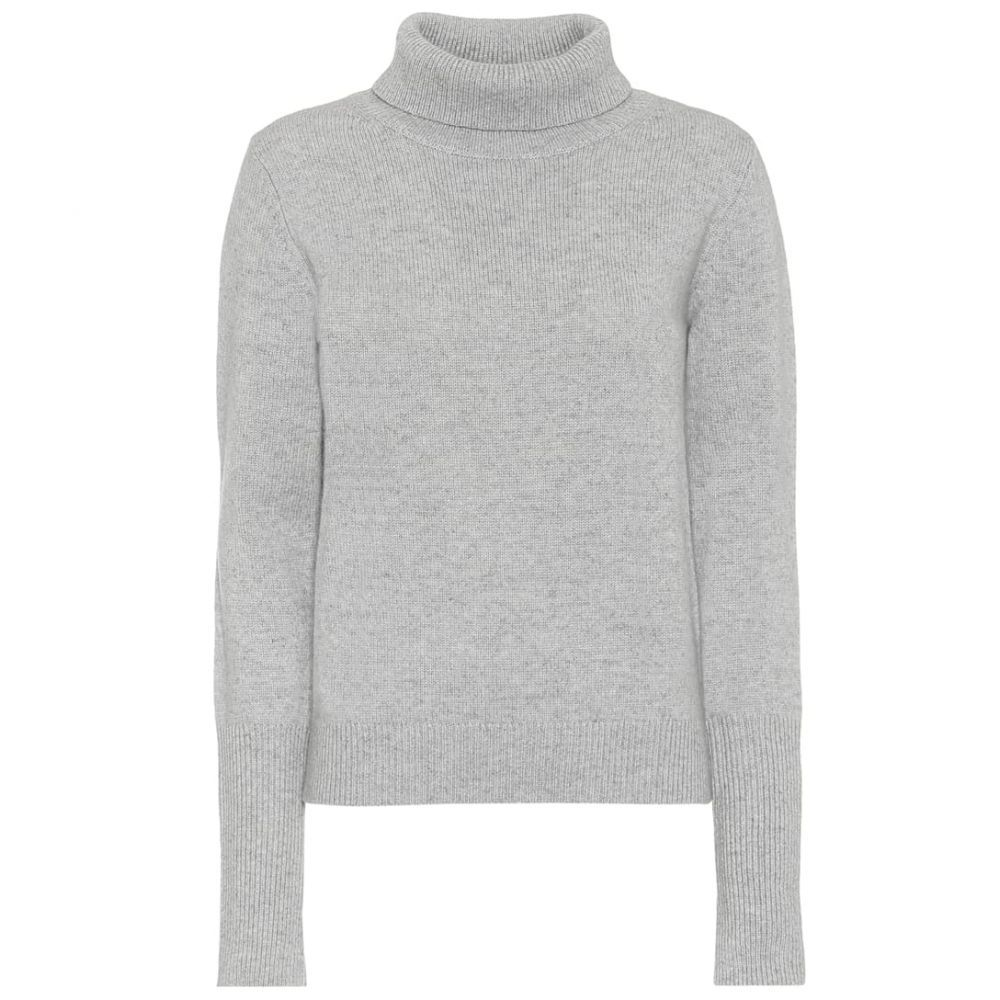 ジョゼフ Joseph レディース ニット・セーター トップス【cashmere turtleneck sweater】Pearl