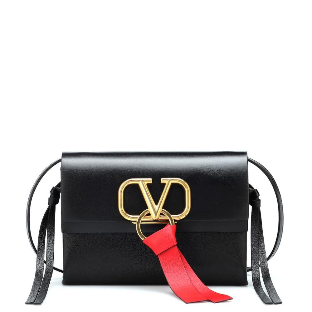 ヴァレンティノ Valentino レディース ショルダーバッグ バッグ【garavani vring small leather shoulder bag】